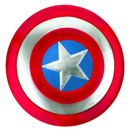 Amazon.com: Marvel Captain America Movie Adult Shield: Costume Accessories: Clothing