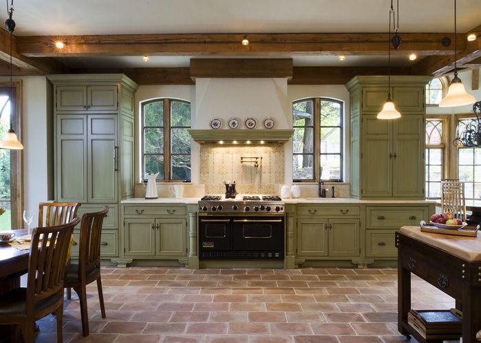 Sage Green Kitchen Cabinets sage green kitchen walls | home decorating, interior design, bath