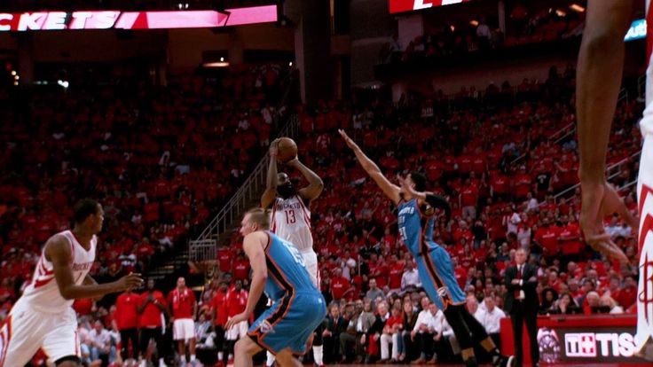 Before Houston Rockets / Oklahoma City Thunder Game 3 tonight (9:30pm/et NBA on ESPN)... our all-access recap of Game 2, won by the ROCKETS to take a 2-0 series lead!