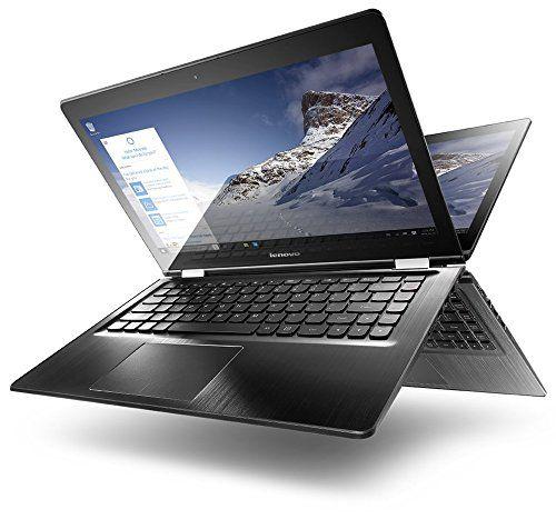 Lenovo YOGA 500-14IBD Ordinateur portable 2-en-1 14'' Noir
