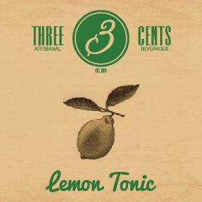 Lemon tonic - Three Cents