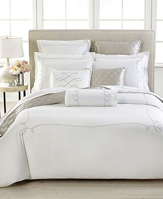 barbara barry bedding lyrical loop collection bedding collections bed u0026 bath macyu0027s - Barbara Barry Bedding