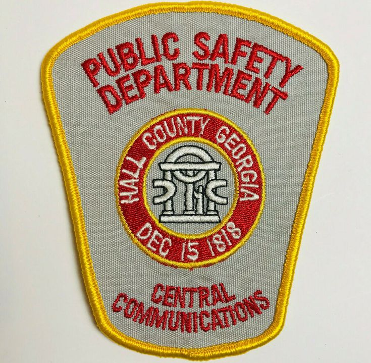 Hall County Central Communications Public Safety