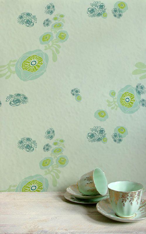 surface pattern designer Katja Behre from Elli Popp