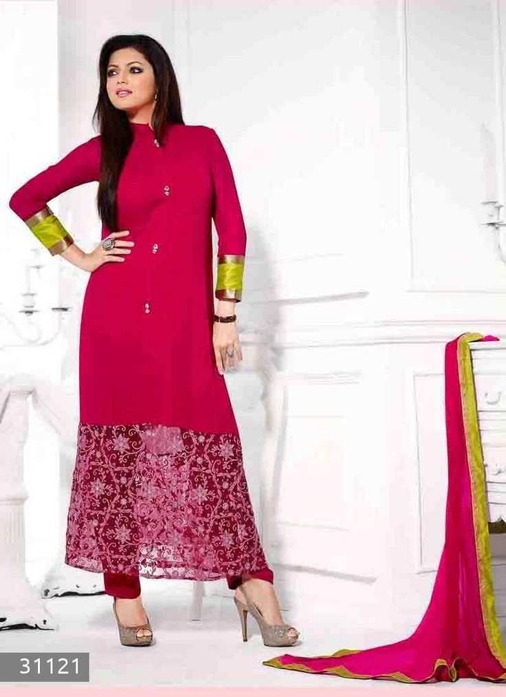 Drashti Dhami Latest Designer Suit only available here.