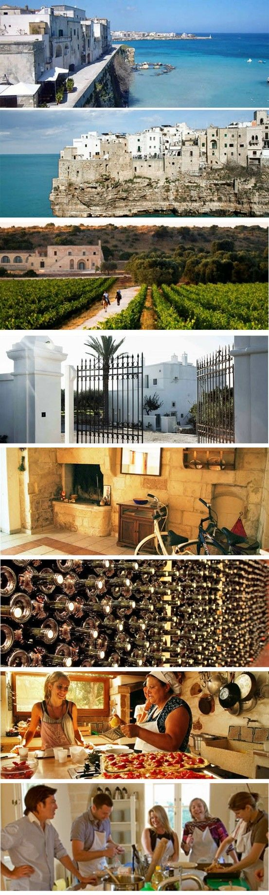 One of our Wine Regions to Watch in 2013, #Puglia provides the wine traveller with an authentic southern Italian wine and culinary experience.