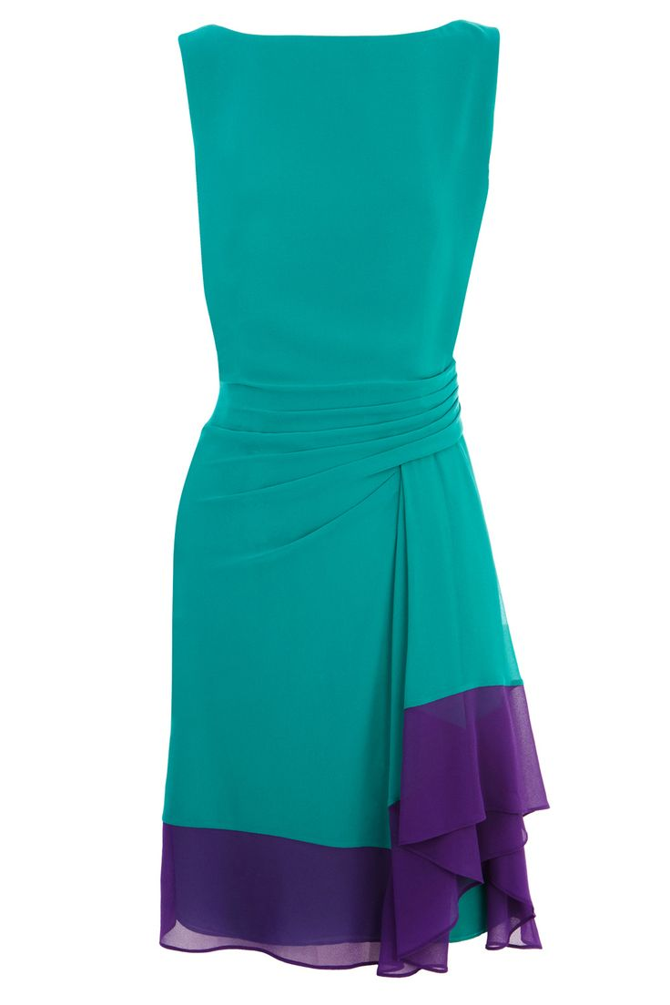 coast jade dress: Colors Combos, Colors Dresses, Dresses Fashion, Vibrant Colors, Colors Combinations, Colour Blocks, Colors Together, Colors Blocks, Peacock Colors