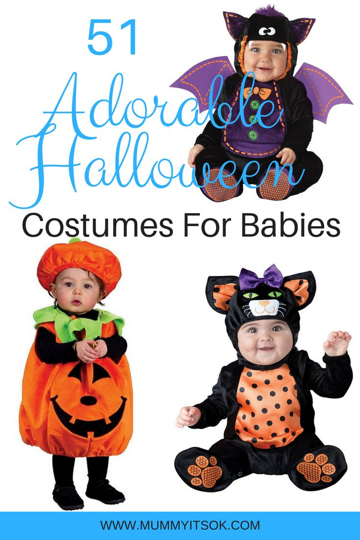 51 Adorable Halloween Costumes For Babies | Halloween Outfits For Baby | Best Halloween Costumes For Toddlers |