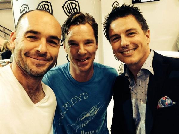 The Hobbit – SDCC Photocall 2014 | cumberbatchweb