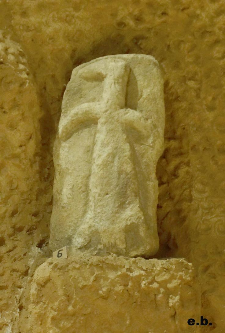 Göbeklitepe, Urfa Arkeoloji Müzesi, photo: Erdinç Bakla