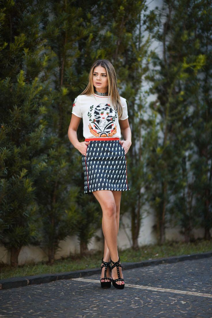 Thássia Naves | Looks, Moda, News, Trends