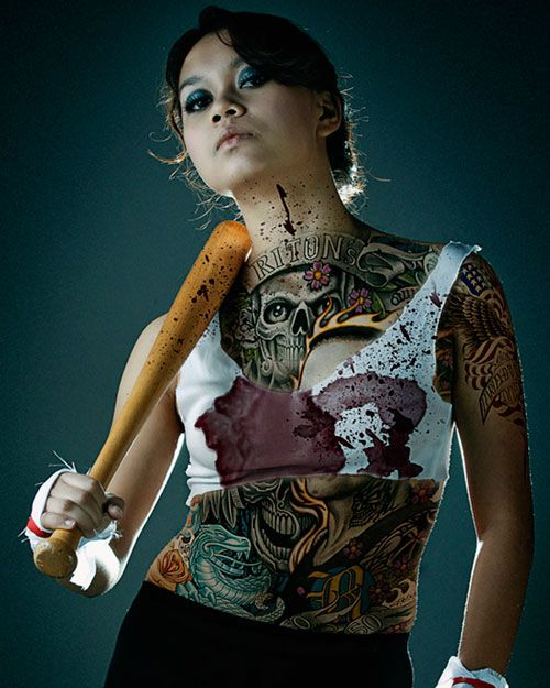 Best 25 yakuza tattoo ideas on pinterest irezumi half for Female yakuza tattoo