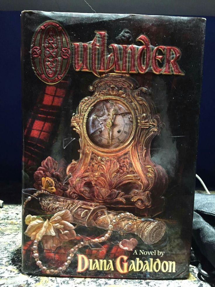 Binging on the Outlander Novels