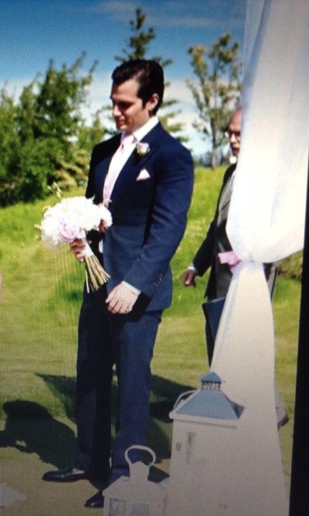 Henry no casamento do seu irmão Charlie!!! #CharlieWedding #AlwaysHenryCavill