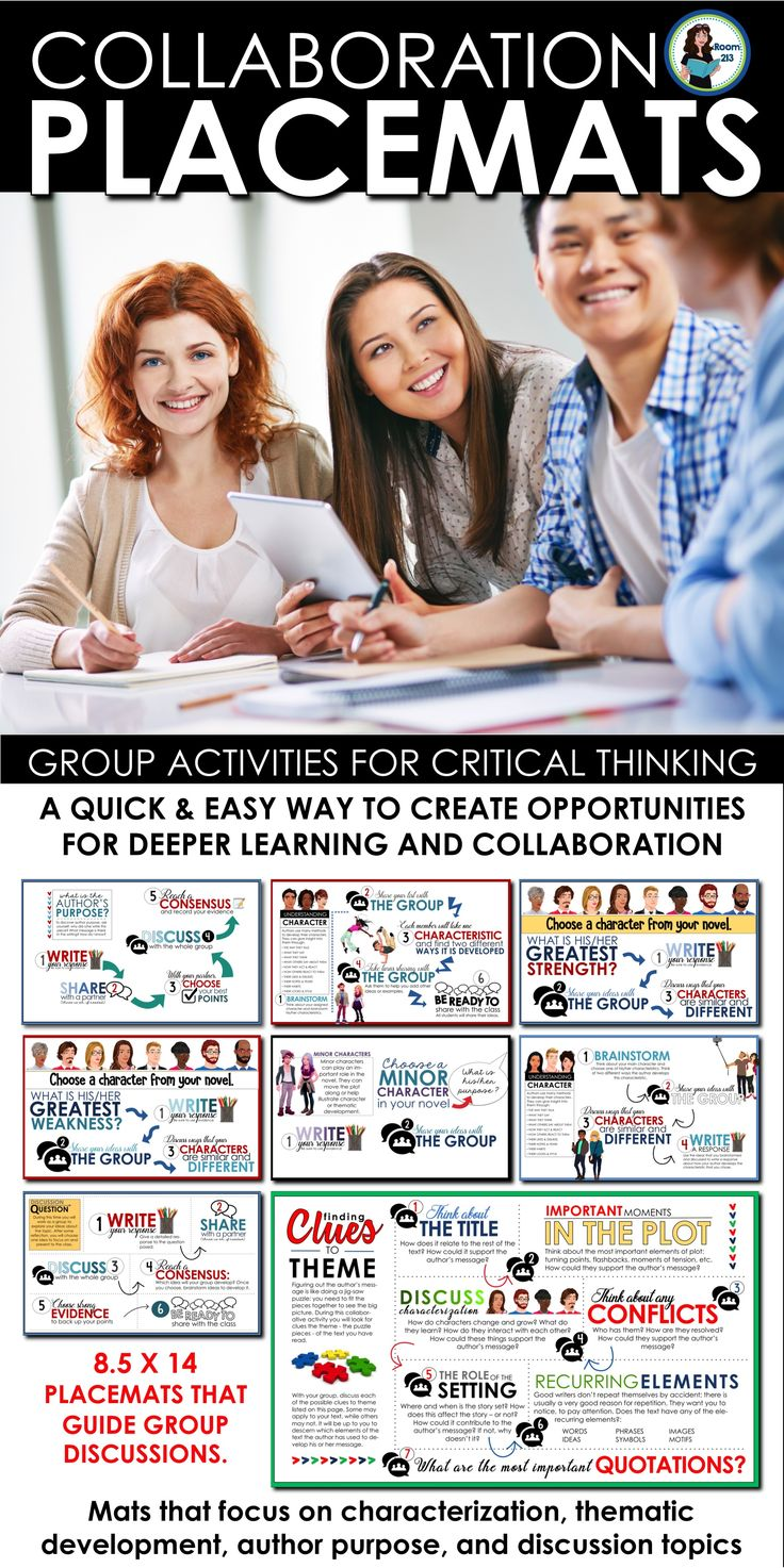 This is an engaging activity for middle and high school English classes that helps students focus on characterization, theme and author purpose. Students will cite evidence and develop ideas as they build speaking and listening skills.