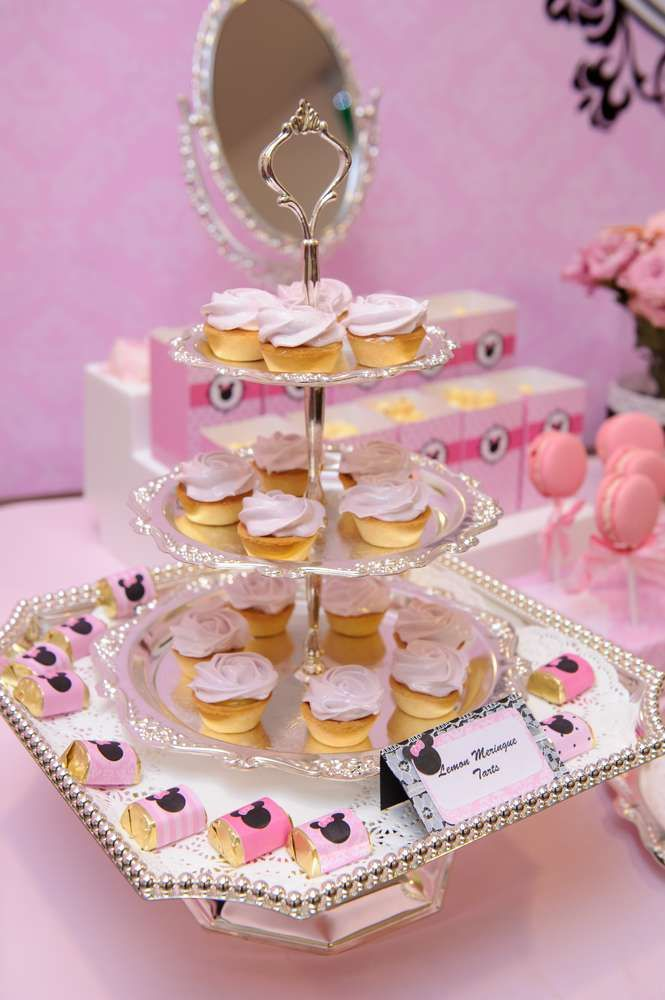 225 best Minnie Mouse Themed Baby Shower images on Pinterest