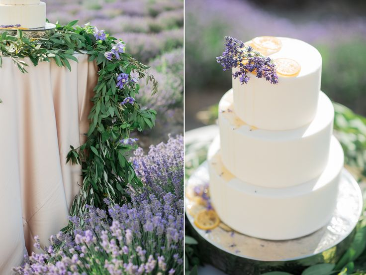 South of France Wedding, lavender wedding cake inspiration, lavender wedding cake ideas, wedding flowers utah calie rose