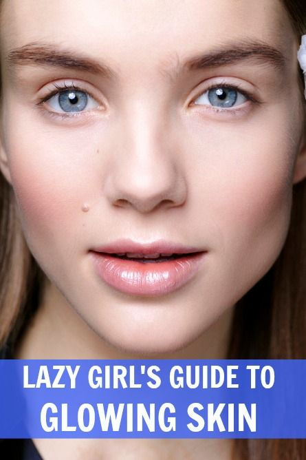 easy tricks for glowing skin