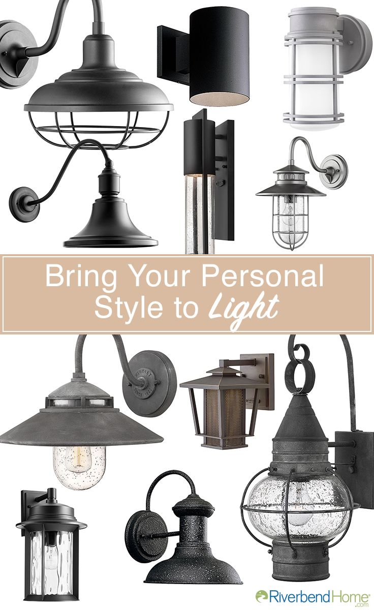 Installing Outdoor Lighting On Your Garage And By The Front Door And On Pathways Encourage Th Outdoor Garage Lights Outdoor Wall Light Fixtures Garage Lighting