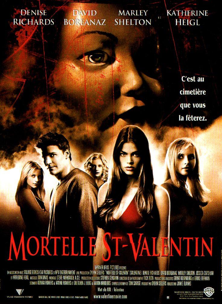 Mortelle Saint-Valentin [Valentine] - Jamie Blanks