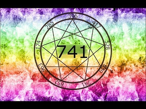 741 HZ- CLEANSE INFECTIONS, VIRUS, BACTERIA, FUNGAL- DISSOLVE TOXINS