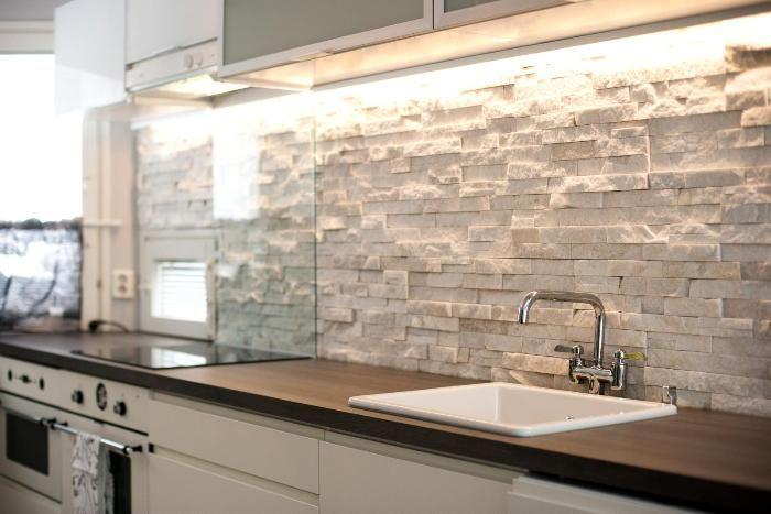 M s de 1000 im genes sobre revestimiento de pared en - Revestimientos cocinas modernas ...