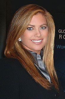 Kathy Ireland- model and designer
