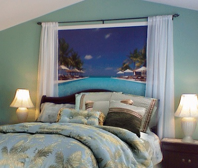 17 best ideas about tropical bedroom decor on pinterest for Hawaiian themed bedroom designs
