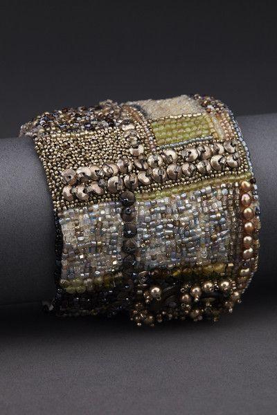 Earth Couture Cuff – ANDREA GUTIERREZ JEWELRY