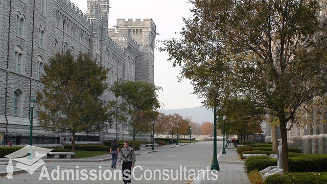 USMA Grounds by admissions.consultants, via Flickr