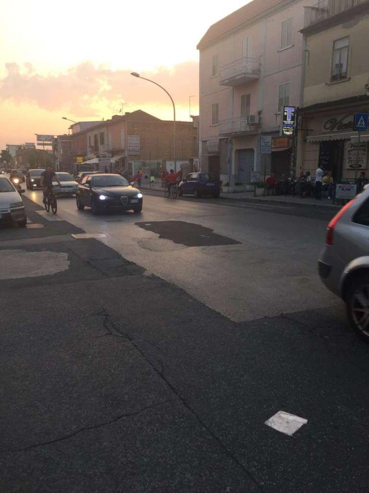 Casagiove, riparata la buca aperta in via Nazionale Appia a cura di Redazione - http://www.vivicasagiove.it/notizie/casagiove-riparata-la-buca-aperta-via-nazionale-appia/