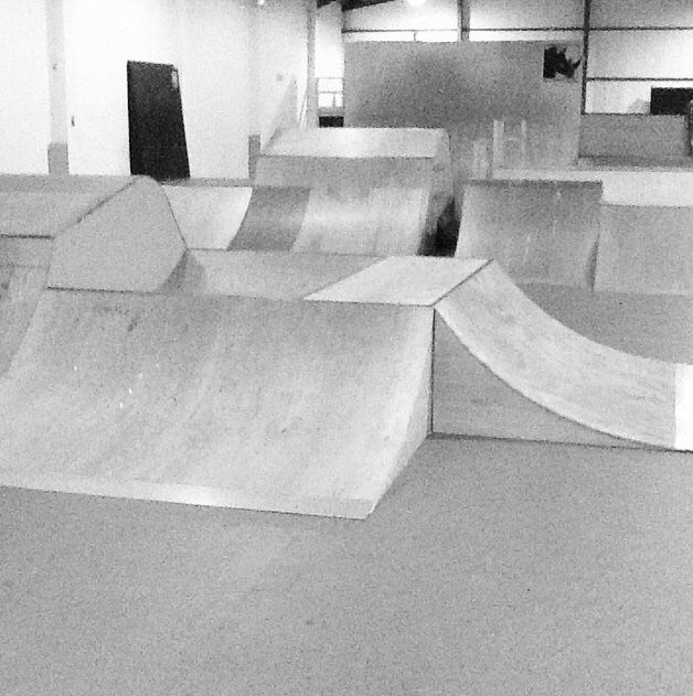New wave #chargeunit #skatepark #norwich