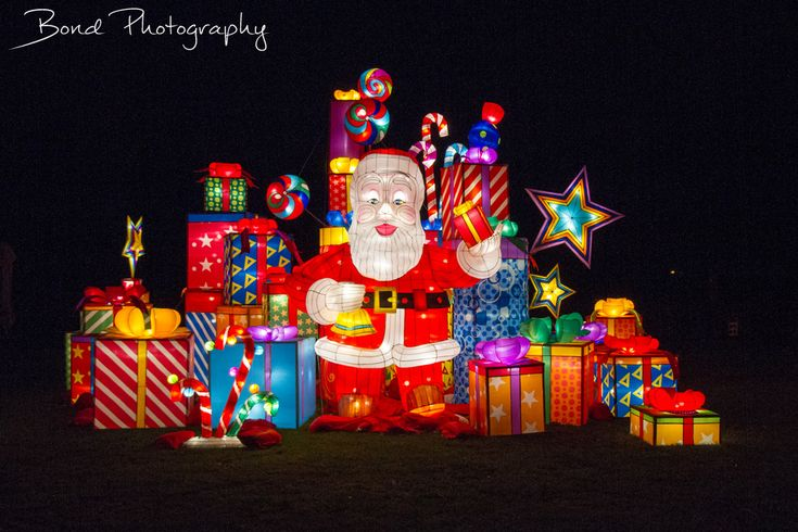 The Magical Lantern Festival at Chiswick House, London