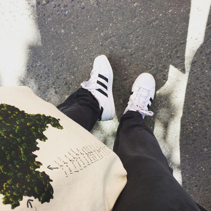 Adidas Superstar - keep it real