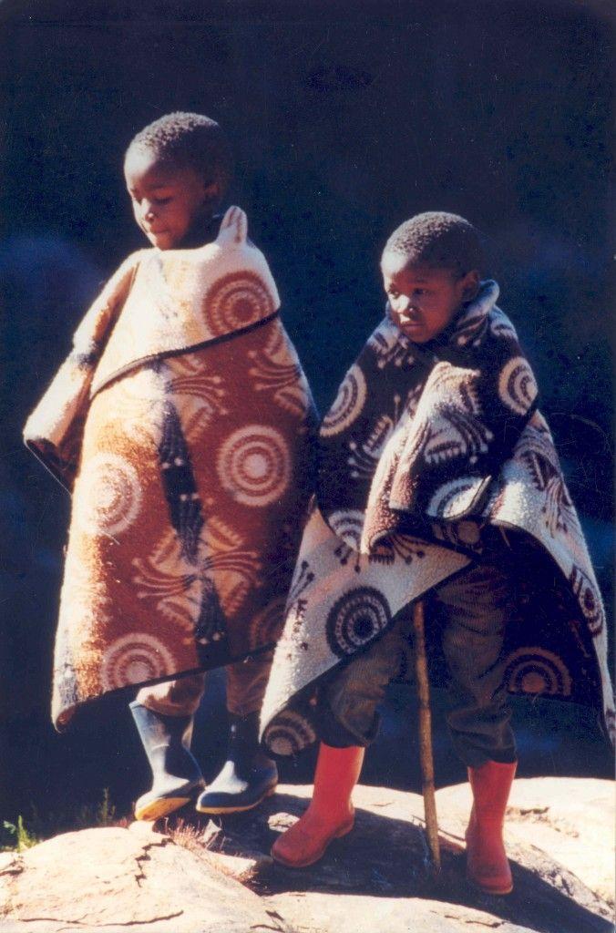 Lesotho Herd Boys BelAfrique - Your Personal Travel Planner www.belafrique.co.za