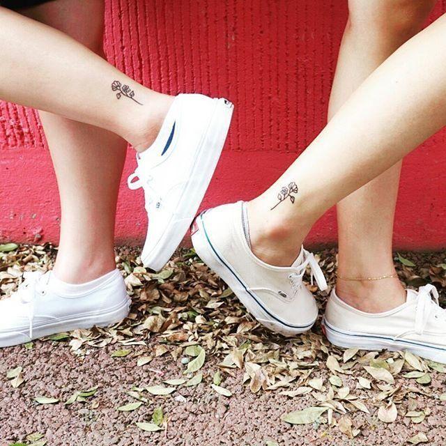 80 Tatuagens de Amizade Lindas e Inspiradoras                                                                                                                                                                                 Mais