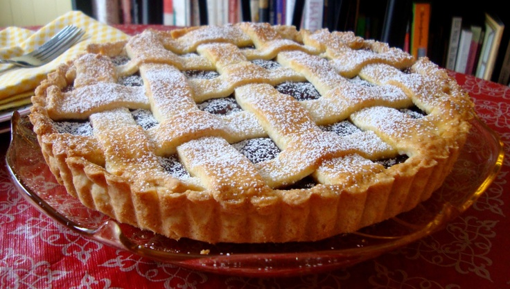 Pasta Frola: Argentine Quince Tart