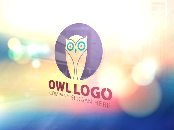 Owl Logo by eSSeGraphic on @creativemarket