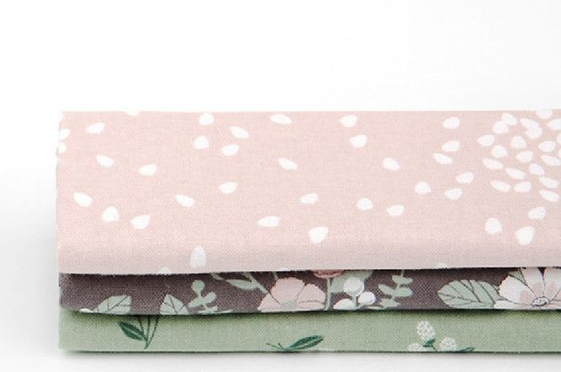 There are 3 kinds of fabric clothes in one package. You can make creative and beautiful things with this item.   Recommend hand wash. After washing this fabric could be a bit shrinked.
