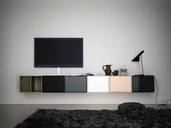 Sideboard hängend schwarz  Die besten 25+ Sideboard schwarz weiß Ideen auf Pinterest ...