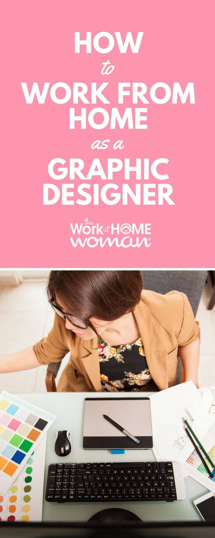 Captivating How To Work From Home As A Graphic Designer