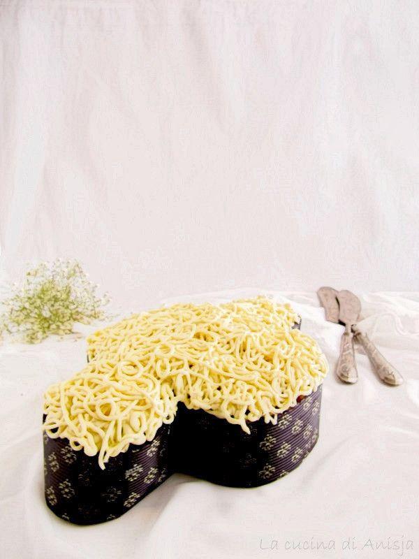 La cucina di Anisja: La colomba di Pasqua per il calendario del Cibo Italiano AIFB