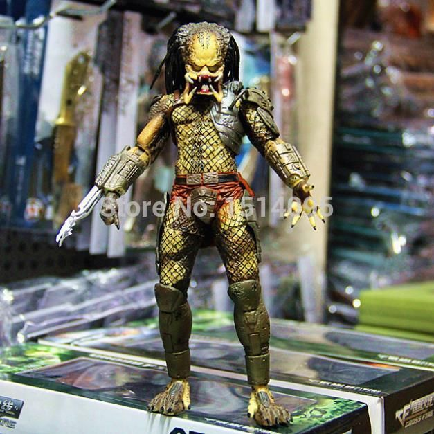 "$23.59 (Buy here: https://alitems.com/g/1e8d114494ebda23ff8b16525dc3e8/?i=5&ulp=https%3A%2F%2Fwww.aliexpress.com%2Fitem%2F8-20cm-NECA-Predator-Movie-Series-1-Classic-Predator-PVC-Action-Figure-Model-Toy-TT009%2F32236934531.html ) 8""20cm NECA Predator Movie Series 1 Classic Predator PVC Action Figure Model Toy  TT009 for just $23.59"