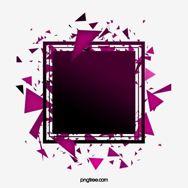 Carnival Geometric Abstract Border Frame Abstract Geometric Png Transparent Clipart Image And Psd File For Free Download Geometric Collage Background Images Wallpapers Framed Abstract