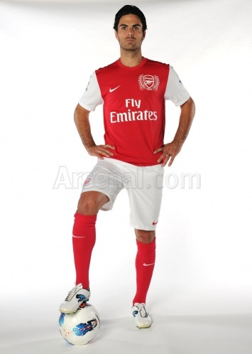 Mikel Arteta #arsenal #football #soccer