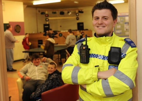 The Worksop Guardian met Police Community Support Officer Scott Padley to find out what he is doing to keep Carlton youngsters safe and off the streets.