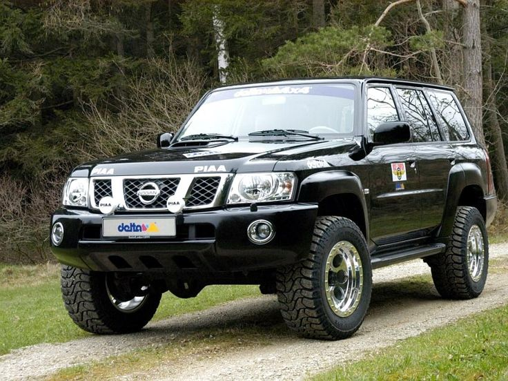 nissan patrol y61 nissan patrol 4x4 pinterest nissan patrol patrol and nissan. Black Bedroom Furniture Sets. Home Design Ideas