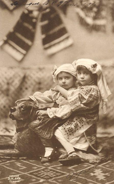 Romania - old photos