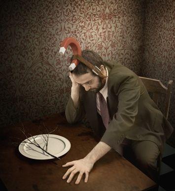 'The Birth of Telepathy', part of Dystopia, by Jamie Baldridge