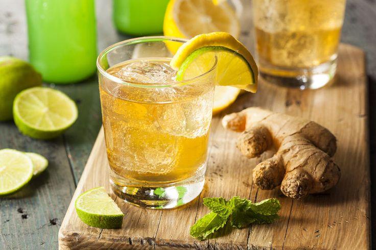 caribbean Ginger beer recipe, caribbean beers, how to make ginger beer, caribbean recipes